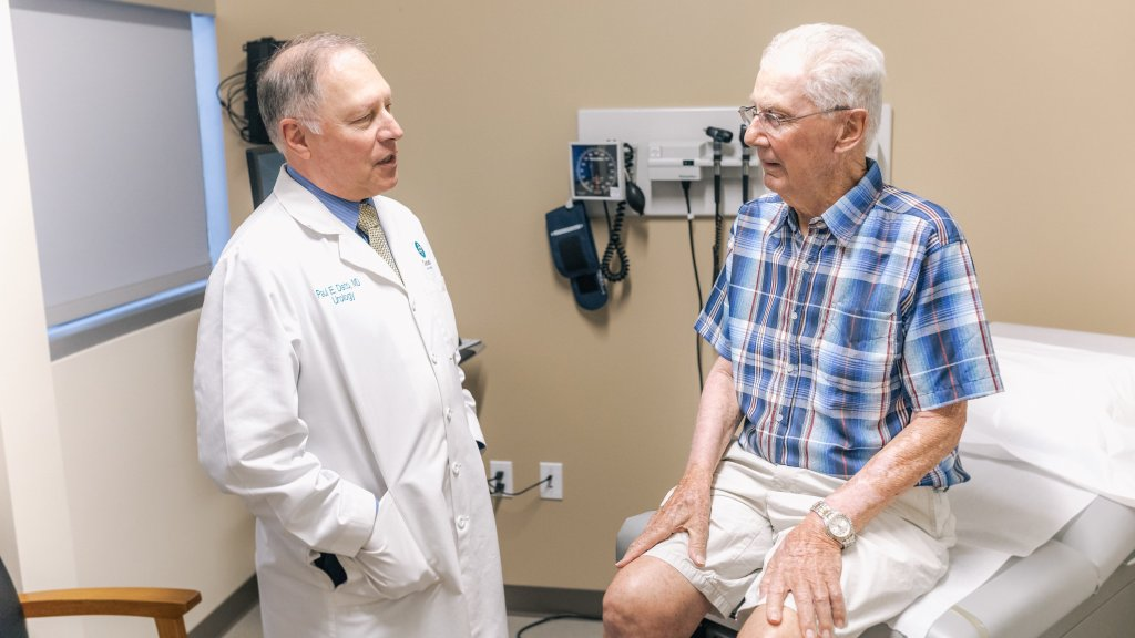 Innovative Prostate Cancer Treatments Keeps Local Model