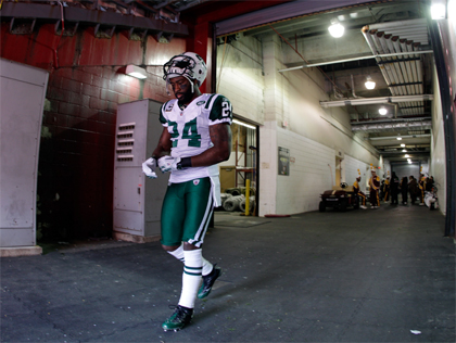 Darrelle Revis (Photo by Rob Carr/Getty Images)