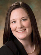 Assistant Director of Nursing Shannon Holland (photo courtesy of Shannon Holland)