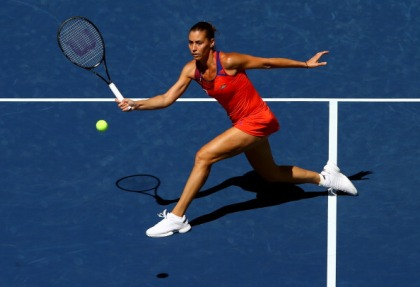Flavia Pennetta (Photo by Al Bello/Getty Images)