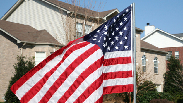American flag (Photo Credit: Thinkstock)