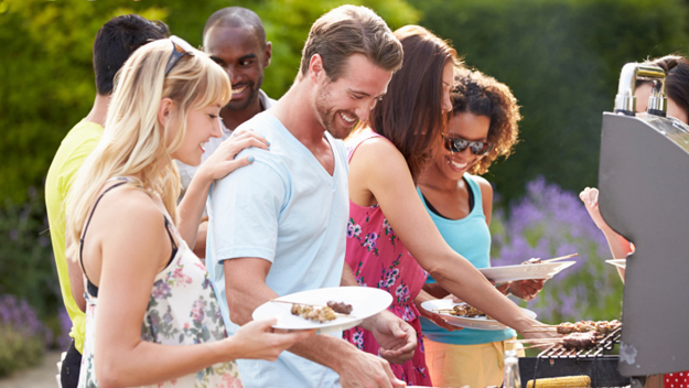 Barbeque (Photo Credit: Thinkstock)
