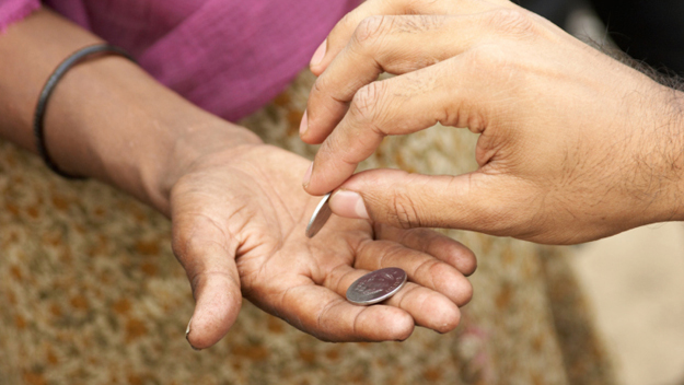 Donation (Photo Credit: Thinkstock)