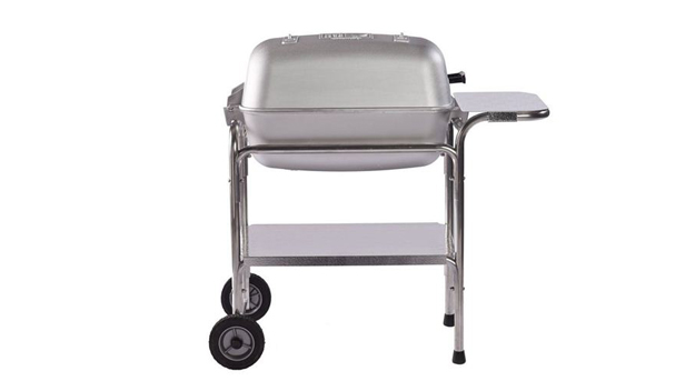 PK Cast Aluminum Charcoal Grill and Smoker (Photo Credit: PK Grills)