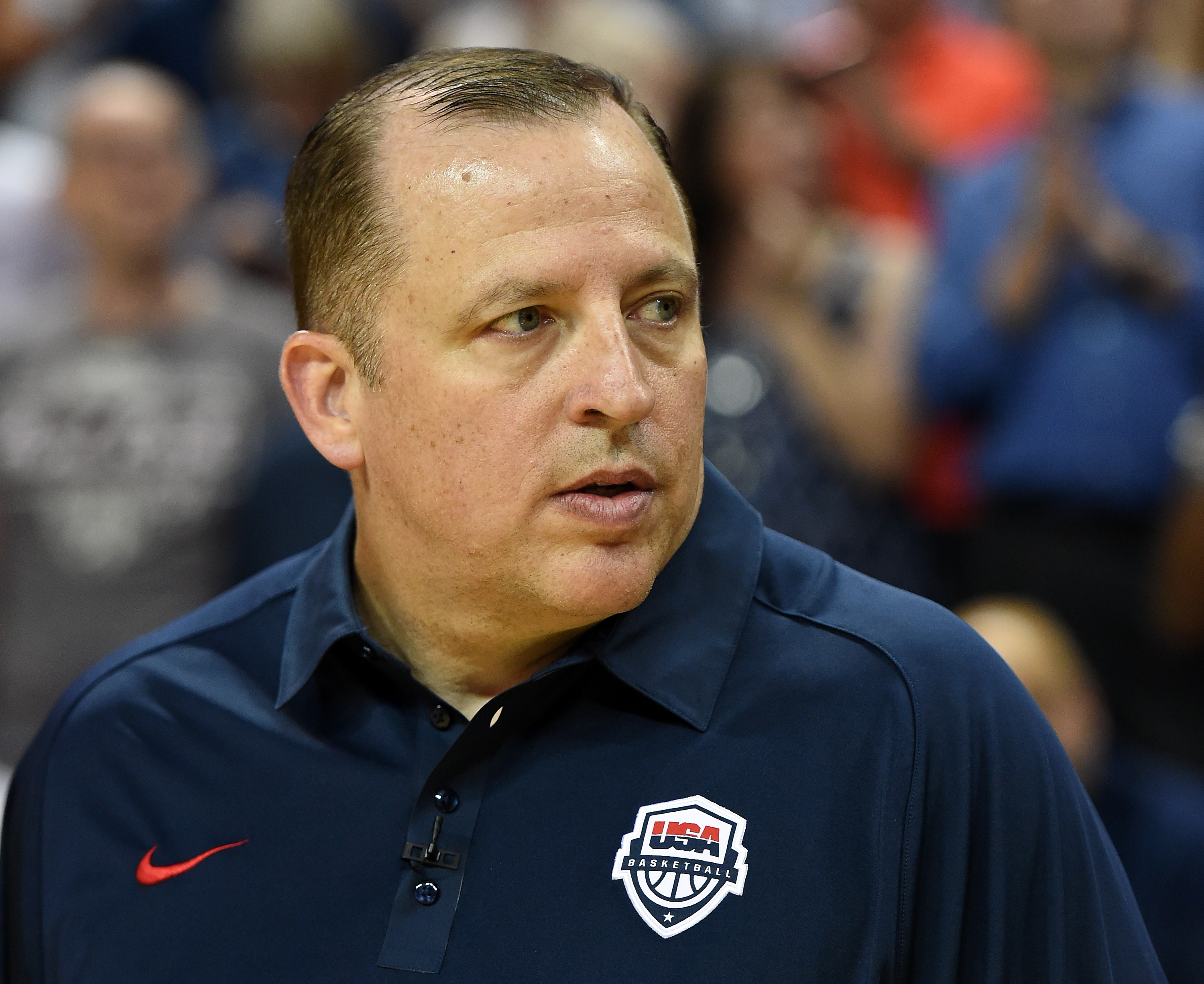 Tom Thibodeau (Photo by Ethan Miller/Getty Images)