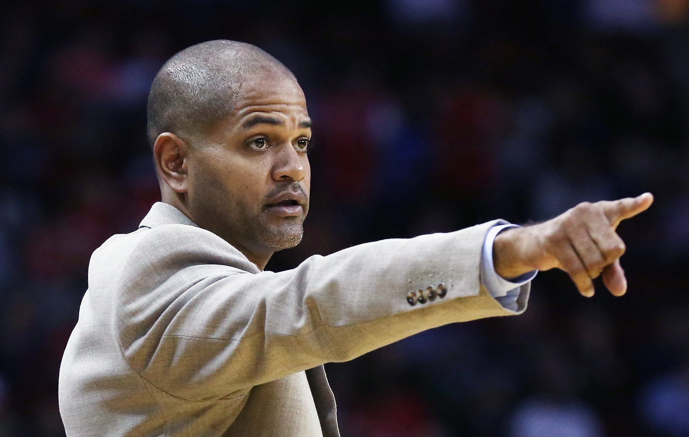 J.B. Bickerstaff  (Photo by Scott Halleran/Getty Images)