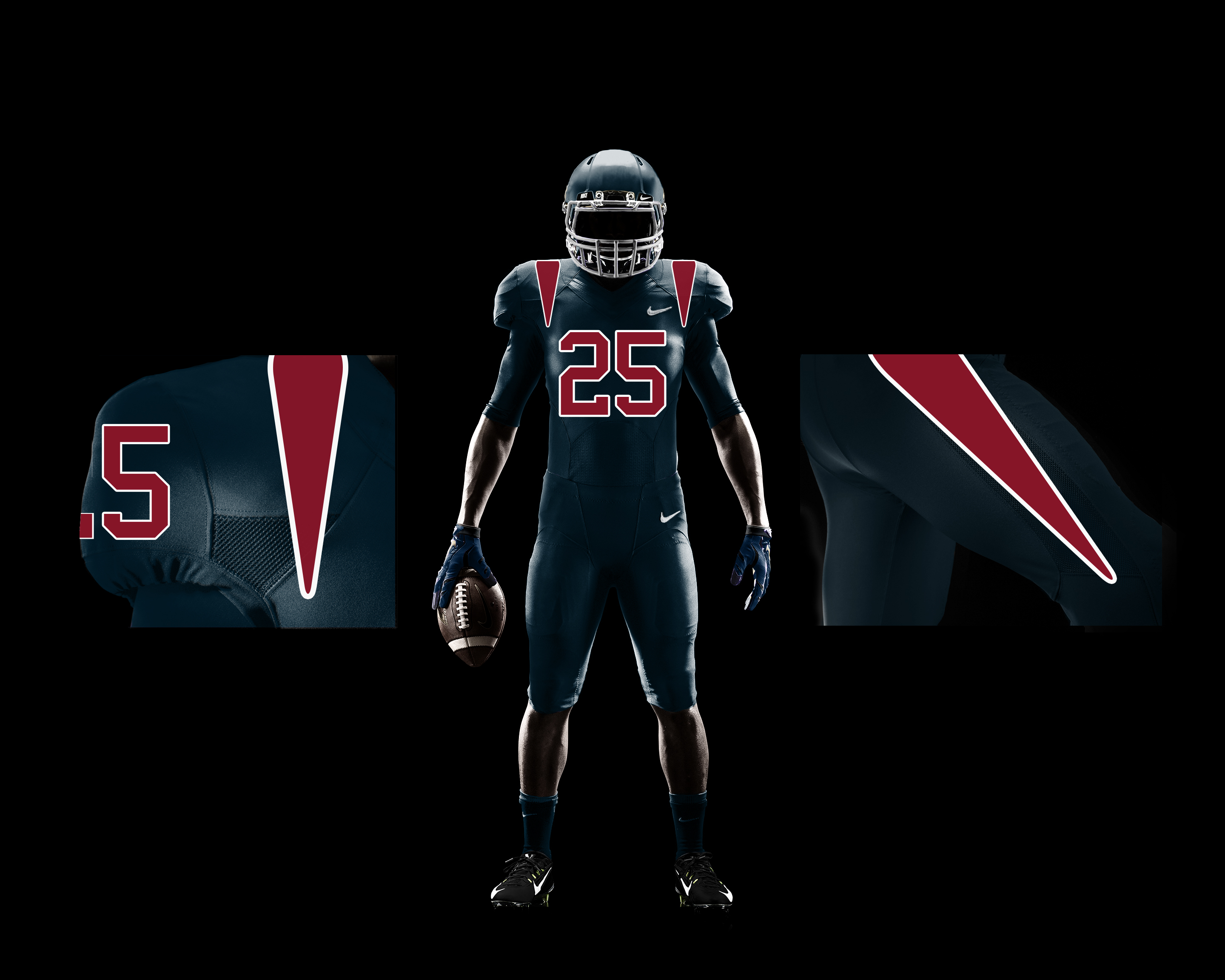 low priced d96eb f6317 houston texans color rush jersey